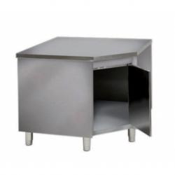 Low corner cupboard