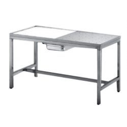 Table de triperie dessouvidage