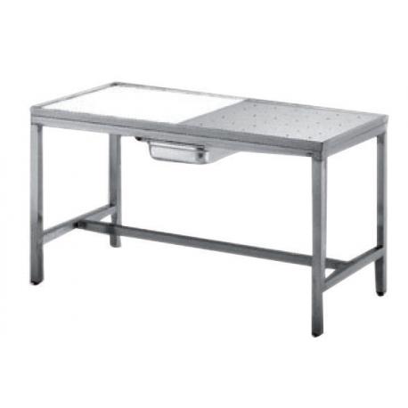 Table de triperie dessouvidage