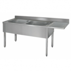 Premium dishwasher cleaning sinks