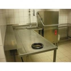 Customised washing table