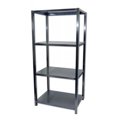 Pan storage shelves