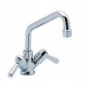 Single mixer tap