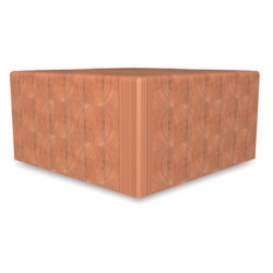 Butchers' blocks wood & polyethylene