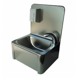 Electronic washbasin