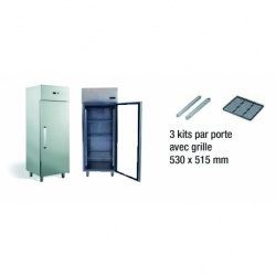 Refrigerated cabinets 600 L