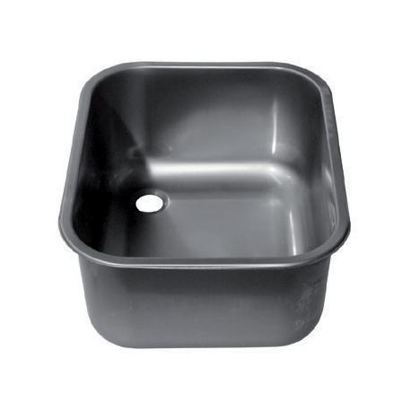 Weld-in sink