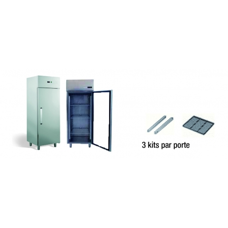 Refrigerated cabinets s 700 L (gn 2/1)