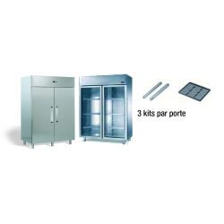 Refrigerated cabinets 1400 L (gn 2/1)