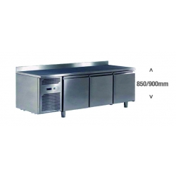 Ventilated negative refrigerated worktable - depth 700 - gn 1/1 - 325 x 530 mm