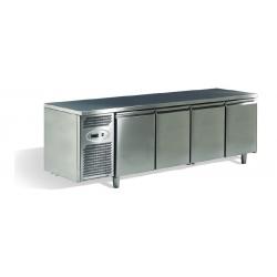 Tour réfrigéré special pâtisserie froid statique - 400 x 600 mm - sans groupe