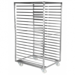 Premium storage trolley
