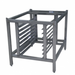 Premium chassis base for ovens