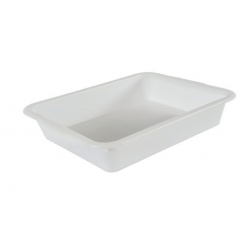 Bac alimentaire rectangulaire 10L