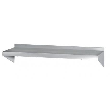 Standard fixed wall shelf