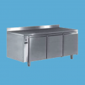 Refrigerated worktables