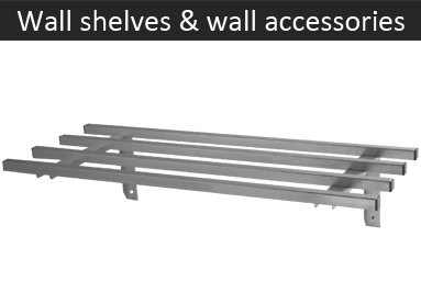 Wall shelves and wall accessories
