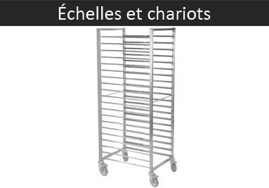 Echelles et chariots