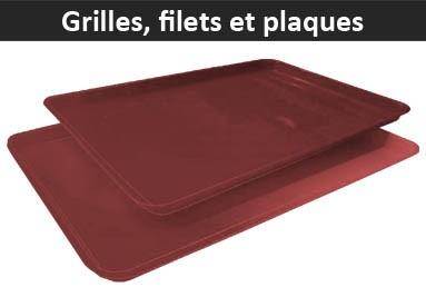 Grilles et filets