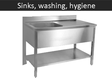 Sinks Washing Hygiene