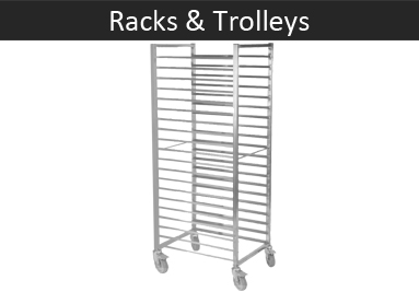 Racks and trolleys